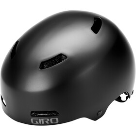 Giro Quarter FS Casque, mat black